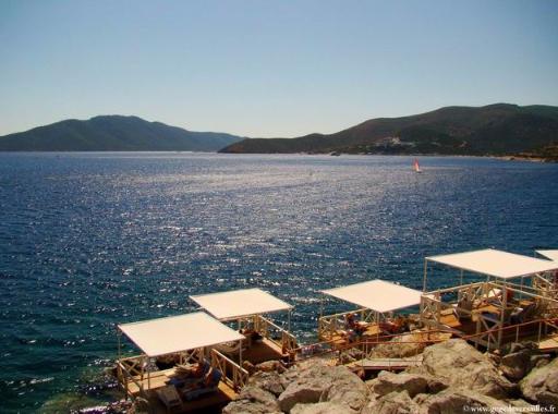 Photos de notre séjour au Club Med de Bodrum.