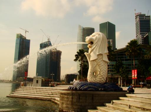 Photos de notre Escapade à Singapour.