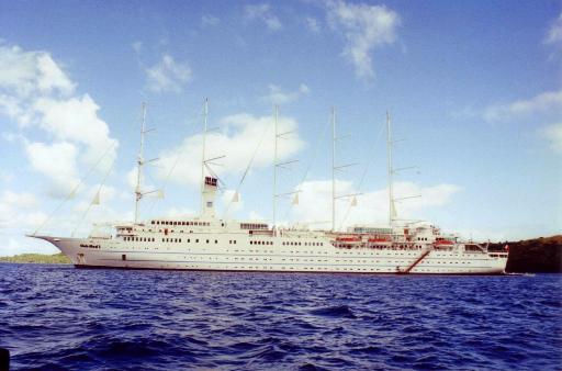 """Photos de la croisière """"Douceurs marines"""" sur le Club Med 2."""