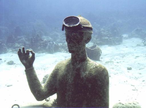 """Photos sous-marines et terrestres de notre Séjour au Club Med de """"La Caravelle"""" en Guadeloupe."""