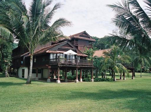 """Photos de notre séjour au Club Med """"Cherating Beach"""" en Malaisie."""