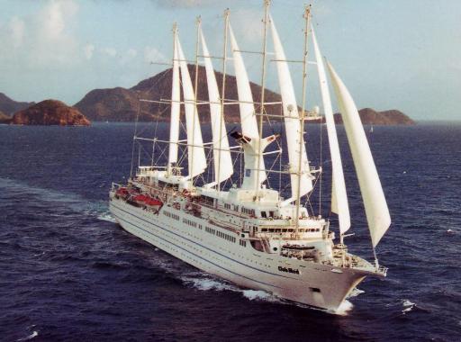 """Photos de notre croisière """"Les Grenadines"""" sur le Club Med 1"""