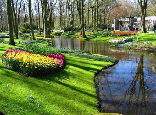 Photos des Parcs et des Jardins.