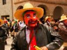 Vidéo de la procession à Cusco.